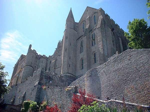 Image Gallery Mont Saint Michel Abbey