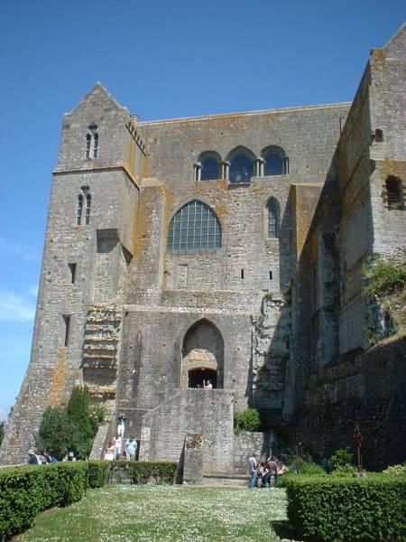 Mont Saint Michel Historic 11th Century Unesco World